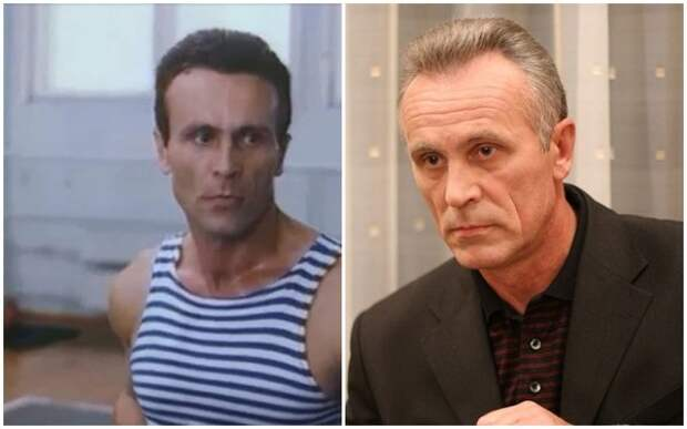 """""""...По прозвищу """"Зверь"""", как изменились актеры спустя 28 лет..."""