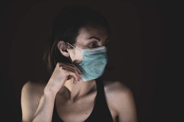 В России за сутки коронавирусом заболели 10 559 граждан