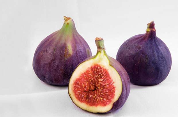 Яркая фиолетовая еда: радует цветом и вкусом