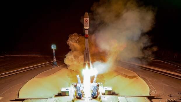 Роскосмос назвал точную дату запуска очередной партии спутников OneWeb с Восточного