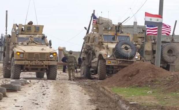 «Русские чужими руками зачистят Сирию от солдат США. Для инвестиций из КНР»