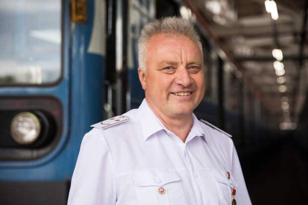 Необычные машинисты метро: эфиопский офицер, филолог из МГУ и просто счастливчик