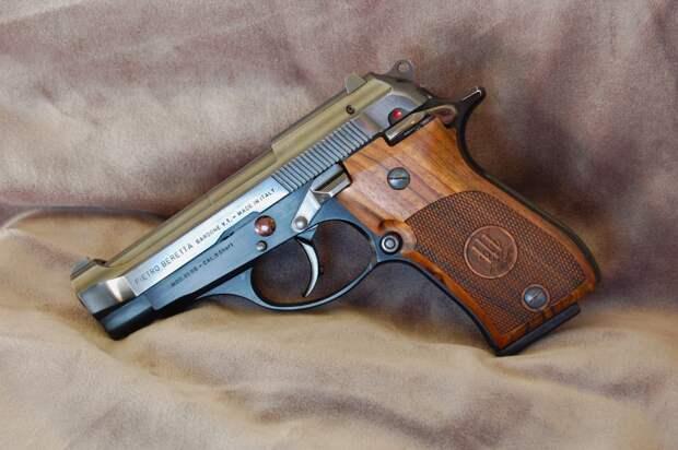 Пистолет Беретта – один из лучших в мире
