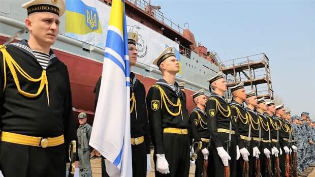 Российский депутат признал флот Украины самым слабым в Черноморском регионе