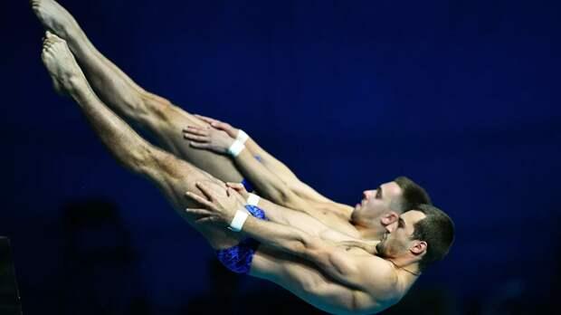 Бондарь и Минибаев стали серебряными призёрами ЧЕ в прыжках в воду