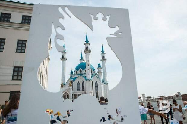 Казанский Кремль оказался на первом месте в рейтинге посещаемости музеев России