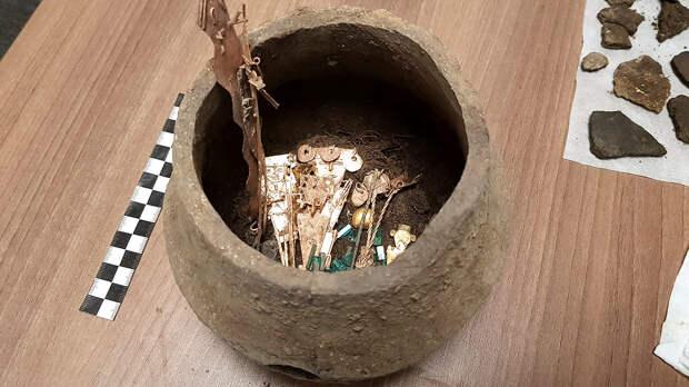 Археологи нашли сокровища, связанные с легендой об Эльдорадо