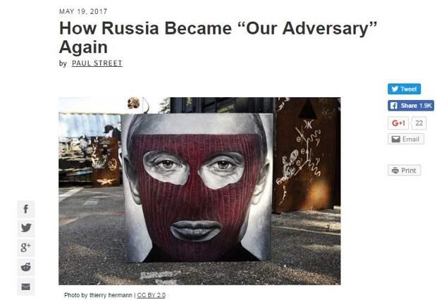 Counter Punch: Путин не должен нравиться Штатам – он должен нравиться русским. Американцы отказываются от ангажированных западных СМИ