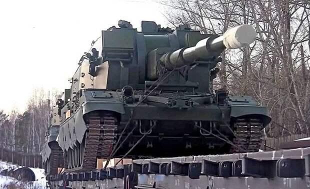 «Крупнейшее в истории развертывание армии РФ»: в Европе подсчитали количество военных на украинской границе