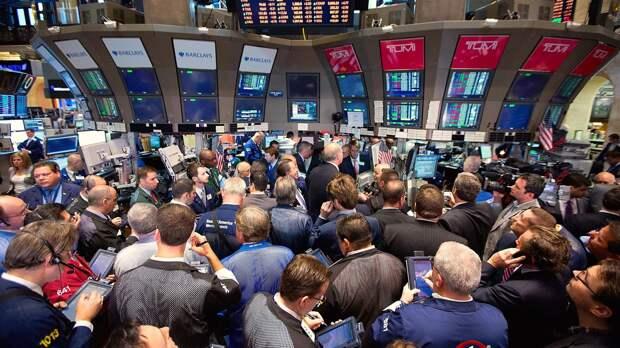 Американский фондовый рынок трещит по швам