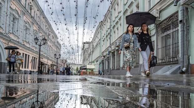 Петербург побил температурный рекорд 116-летней давности