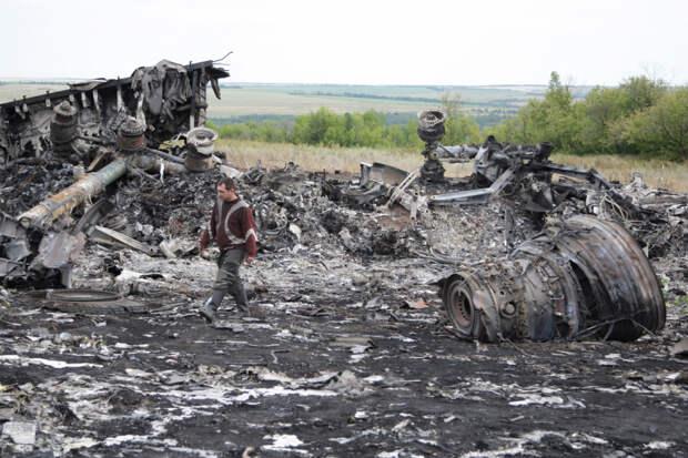 Независимая журналистка отметила нежелание Запада замечать очевидные факты по делу MH17