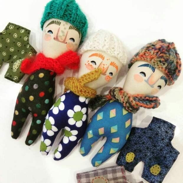 Игрушки Mukla Doll