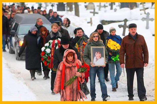 Последние дни жизни Анны Самохиной... Из рассказа врачей!