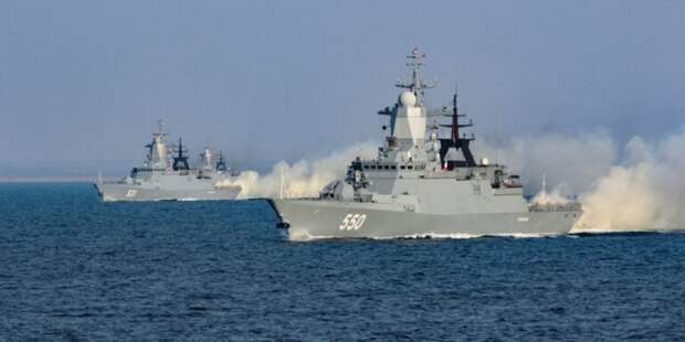 НАТО гонит корабли к России: Провокация на Балтике сорвалась