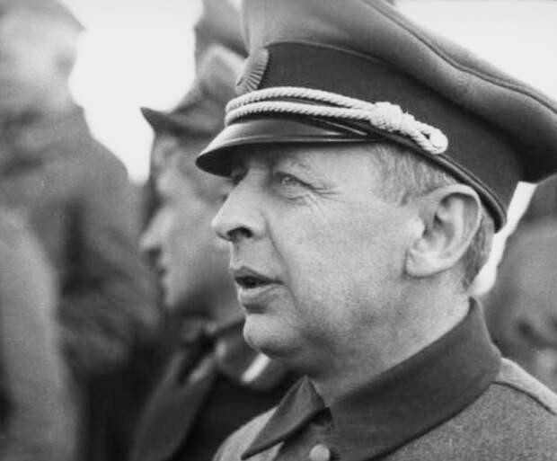 Бронислав Каминский: за что немцы казнили советского предателя, ставшего бригаденфюрером СС