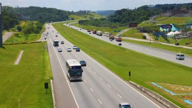 Битум изРязани ляжет наавтомагистраль Южной Америки