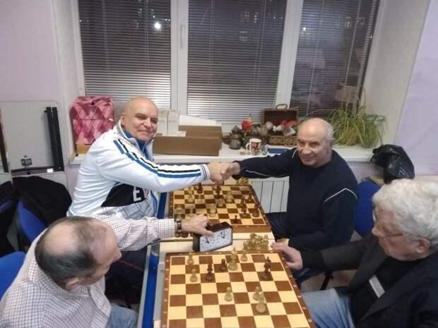 Шахматы. Фото: Дмитрий Дунько