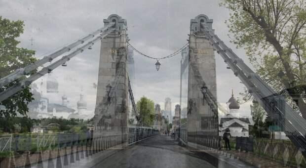 Остров былого величия: как живет единственный в России город с цепными мостами