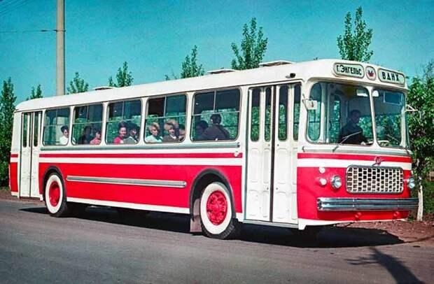ЗИУ-6-2М автобусы, история, это интересно