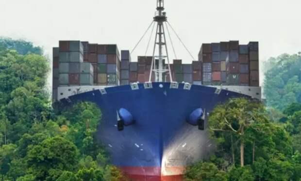 Канал — в Никарагуа. Удар России по США
