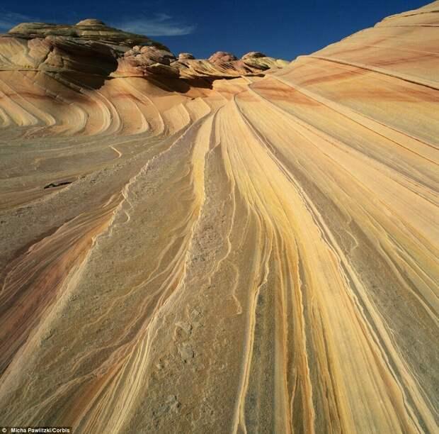Око Пустыни, или Глаз Земли. Загадочная структура Ришат