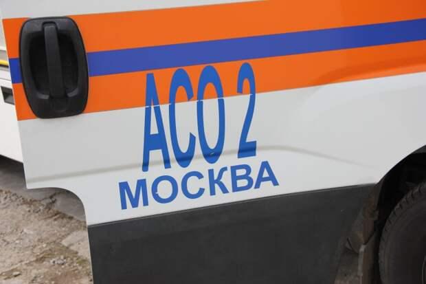 Спасатели помогли пожилой женщине из Бескудниковского