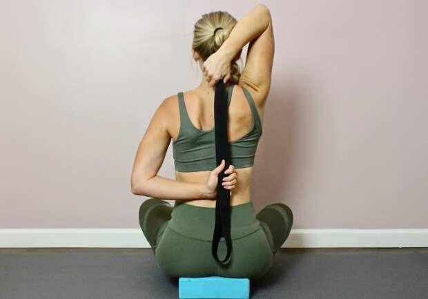 ХИЖИНА ЗДОРОВЬЯ. Расслабляющие асаны для спины