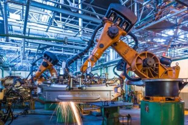 Промпроизводство в РФ в марте выросло на 1,1%