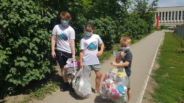 Школа № 7 Ижевска вошла в десятку победителей всероссийской акции «Майский школьный экодвор»