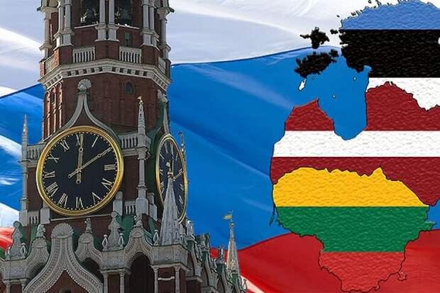 """Эстония-России: """"Наши замли придется вернуть!"""""""