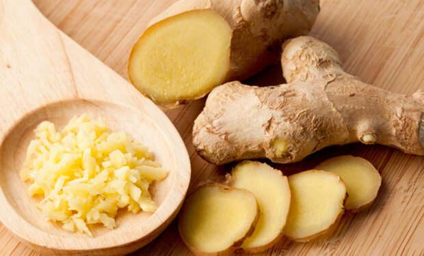 Шиповник и имбирь: продукты, которые нужно есть в феврале