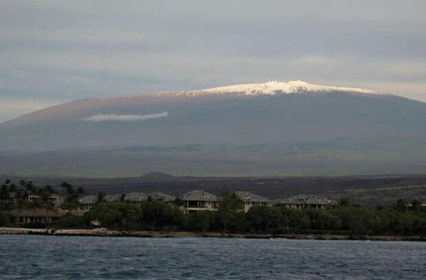 самый высокий вулкан