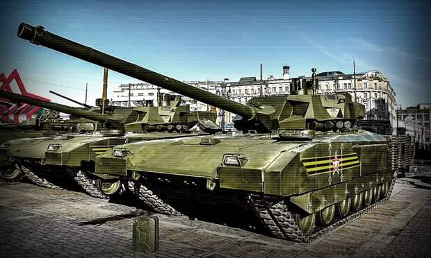 Удалось решить проблемы Т-14 «Армата»