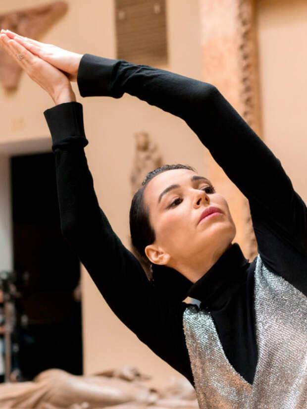 Диана Вишнёва представляет: балет в музейном контексте