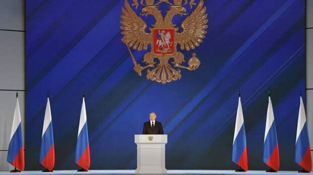 Путин отреагировал на попытки ряда стран ограничить суверенитет России в Арктике цитатой из сказки