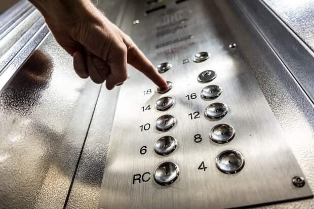 Кнопки лифта в доме на Малышева снова работают исправно — Жилищник