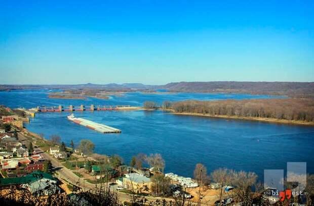 Самые глубокие реки в мире: описание, карты и Фото
