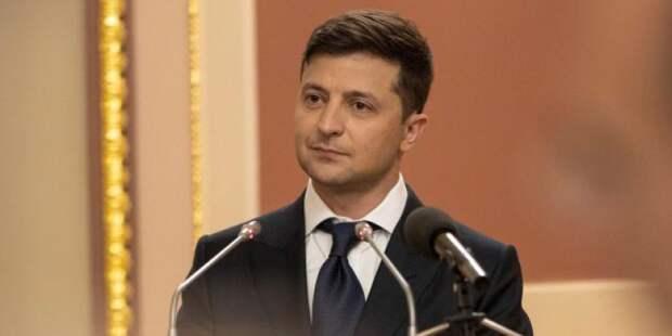 Зеленский поставил условием переговоров с РФ выполнение решения трибунала ООН