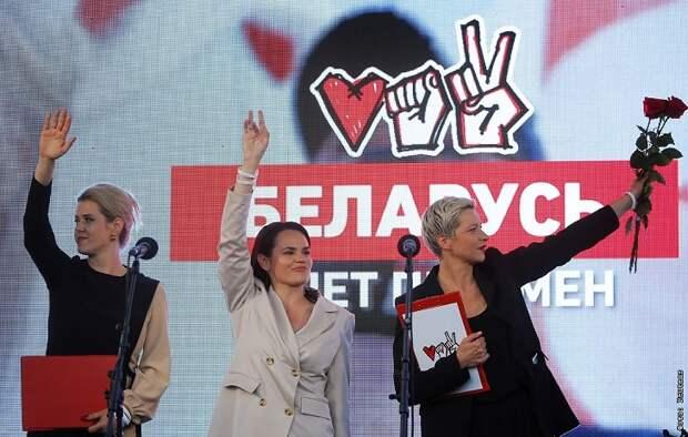 Татьяна Воеводина. Глава протеста в Беларуси – переводчица. Что это значит?