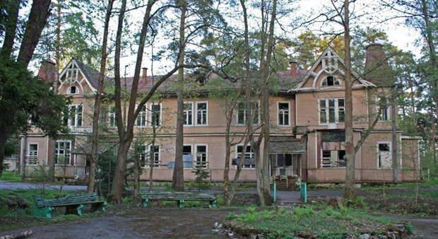 На территории дач Кирхнера и Кинга в Зеленогорске построят комплекс с отелем, кемпингом и спортивными площадками