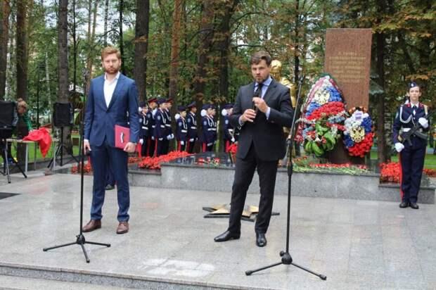 Сто человек в Некрасовке почтили память жертв теракта в Беслане