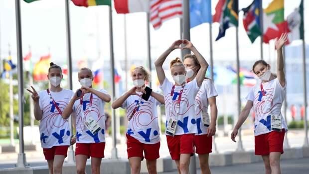 В Госдуме призвали не реагировать на слова главы WADA о форме российских олимпийцев