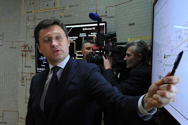 Новак: «Северный поток-2» будет достроен