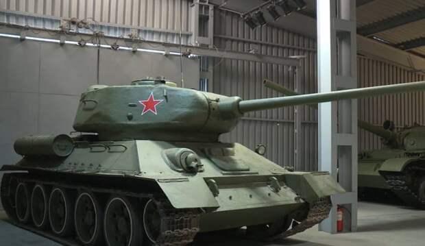 В дуэльных схватках у танка «Пантера» были преимущества перед «тридцатьчетвёркой»: историк о Т-34