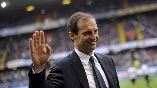 Аллегри готов принять предложение «Реала»