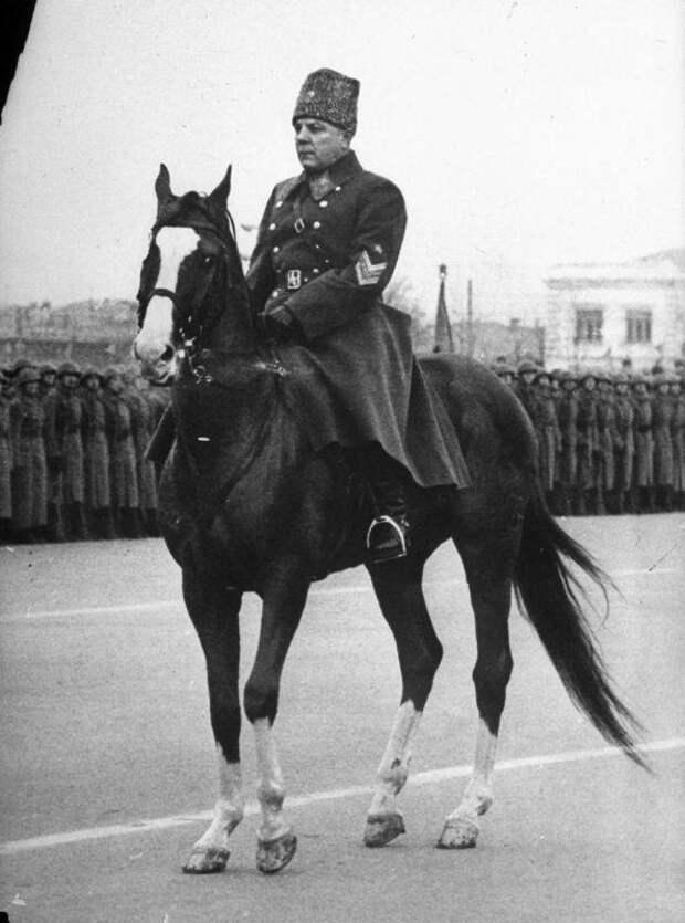 Миф о «тупом кавалеристе» Ворошилове