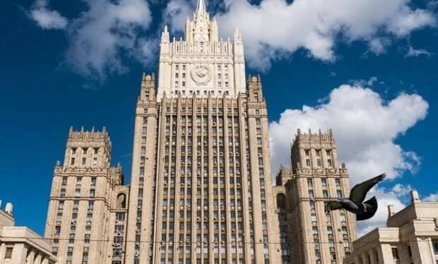 Россия ответила на выход США из Договора по открытому небу