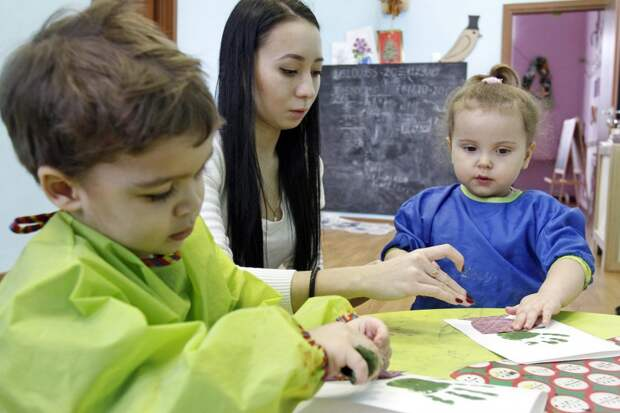 Благотворительный фонд проведет в Строгине бесплатные занятия для детей с особенностями развития