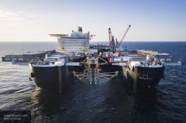 Немецкий бургомистр Крахт осудил новые санкций США против «Северного потока-2»